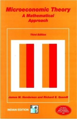کتاب اقتصاد خرد هندرسون-کوانت