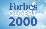 سهم کشورها از 2000 شرکت بزرگ دنیا