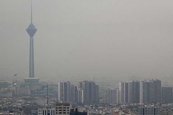 آلودگی هوای ایران-تهران