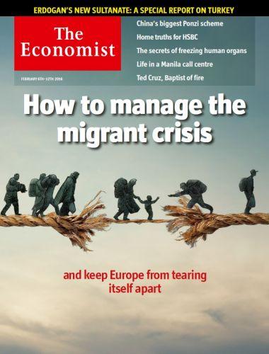 اکونومیست تاریخ 6 فوریه 2016