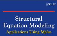 دانلود کتاب مدلسازی معادلات ساختاری با نرم افزار MPLUS