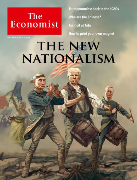 دانلود مجله اکونومیست 19 نوامبر 2016