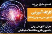 کارگاه آموزشی شبکههای عصبی مصنوعی (ANN)