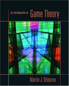 مقدمهای بر نظریه بازیها