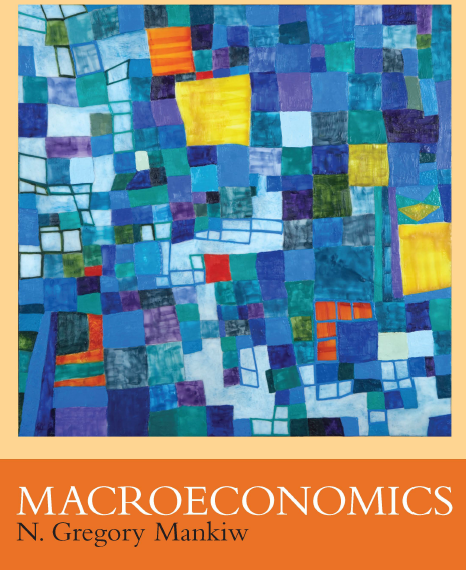 کتاب اقتصاد کلان منکیو (ویرایش هفتم)