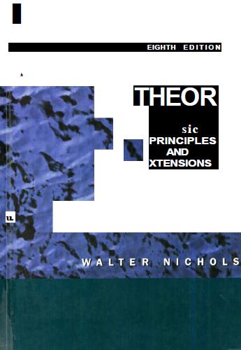 تئوری اقتصاد خرد (ویرایش هشتم)
