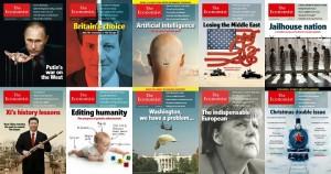 سری کامل اکونومیست سال 2015