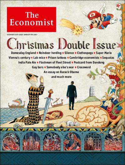 دانلود مجله اکونومیست 24 دسامبر 2016
