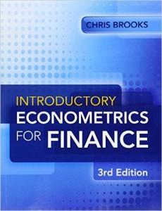 دانلود کتاب اقتصادسنجی مالی بروکس