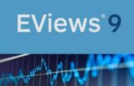 دانلود نرم افزار ایویوز 9 (Eviews 9)