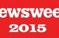 سری کامل مجله نیوزویک در سال 2015