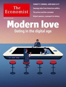 دانلود اکونومیست 18 آگوست 2018