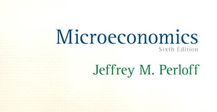 دانلود کتاب اقتصاد خرد پرلوف (Jeffrey M. Perloff)