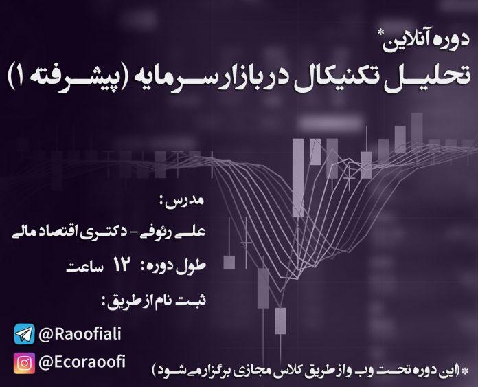 دوره تحلیل تکنیکال- علی رئوفی