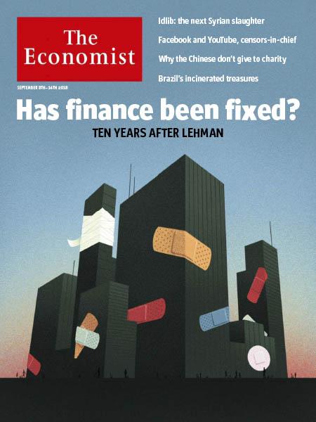 دانلود اکونومیست 8 سپتامبر 2018