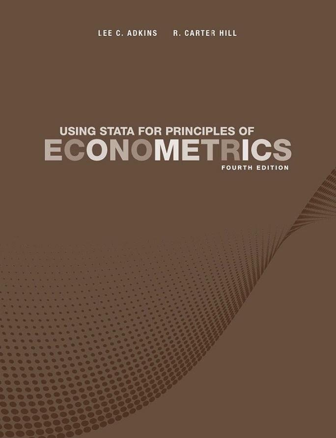 کاربرد استاتا در اقتصادسنجی (دانلود کتاب)