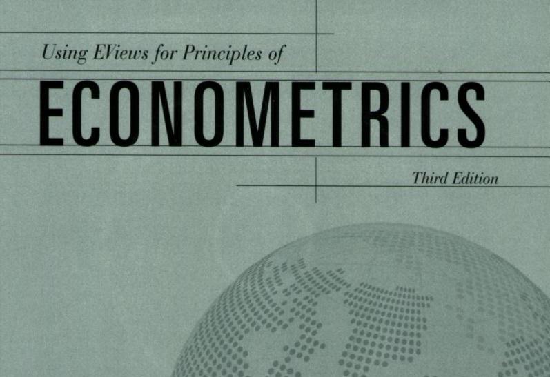 کتاب آموزش ایویوز (کاربرد ایویوز در اقتصادسنجی)